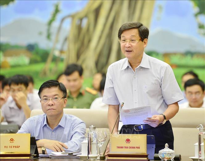 Cần xác định rõ trách nhiệm của bộ trưởng, trưởng ngành về 'tham nhũng vặt' - Ảnh 1