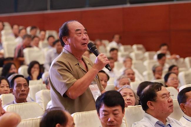 Đại hội Đại biểu Hội Luật gia Việt Nam lần thứ XIII: Nhiều nội dung quan trọng trong phiên thứ Nhất - Ảnh 5