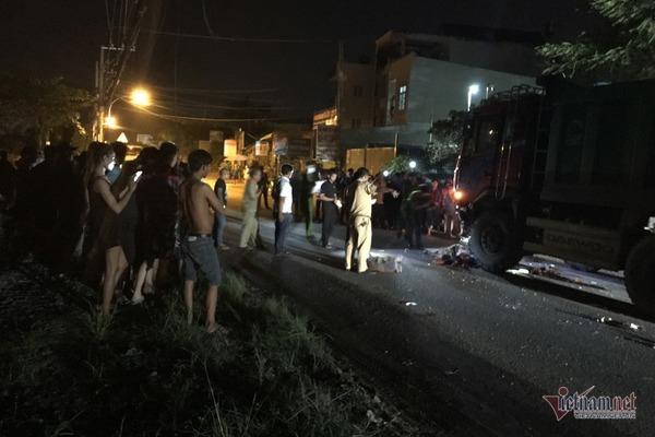 TP.HCM: Xe khách tông xe ben, 3 người nguy kịch - Ảnh 2