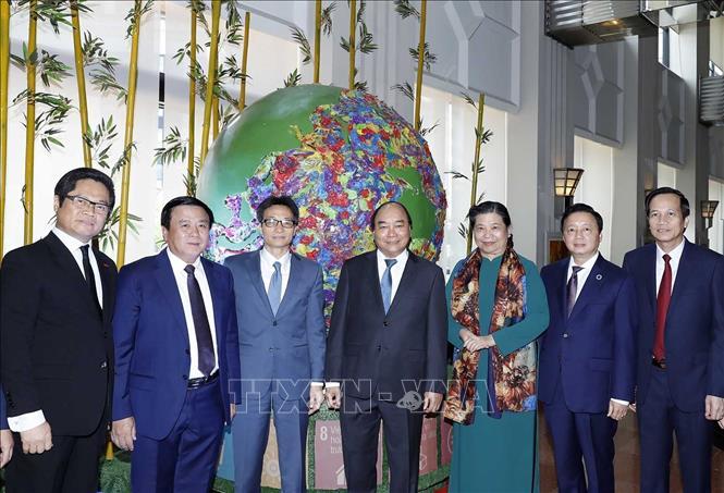 Thủ tướng Nguyễn Xuân Phúc chủ trì Hội nghị toàn quốc về Phát triển bền vững 2019 - Ảnh 2