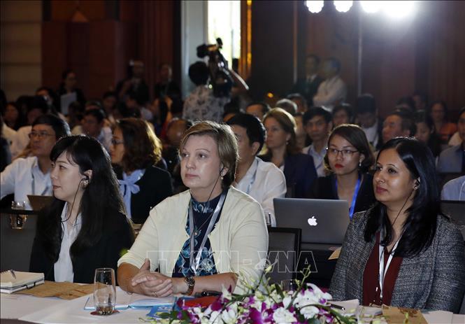 Thủ tướng Nguyễn Xuân Phúc chủ trì Hội nghị toàn quốc về Phát triển bền vững 2019 - Ảnh 6