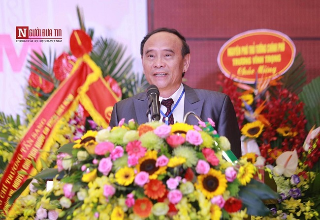 Đại hội XIII Hội Luật gia Việt Nam: Phát huy tinh thần đoàn kết, chủ động, sáng tạo, tiếp tục đổi mới - Ảnh 1