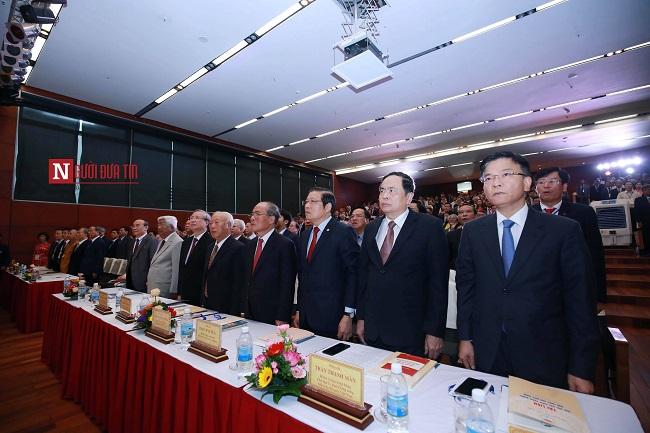 Đại hội XIII Hội Luật gia Việt Nam: Phát huy tinh thần đoàn kết, chủ động, sáng tạo, tiếp tục đổi mới - Ảnh 2