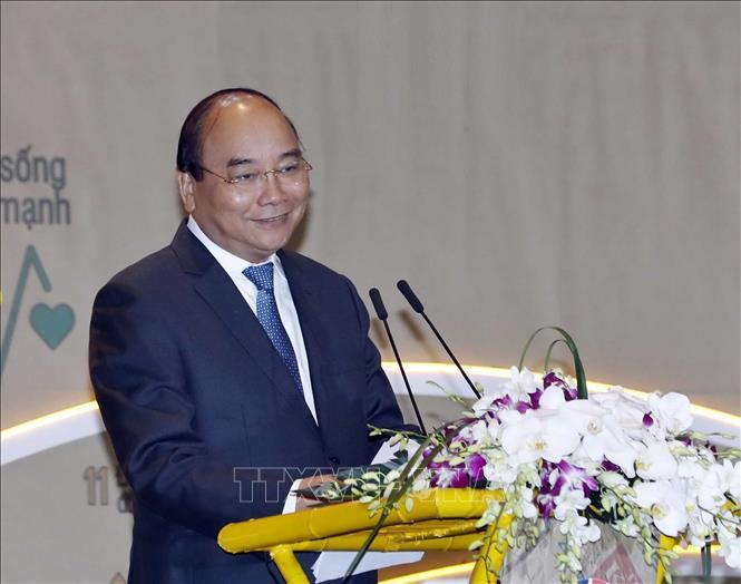 Thủ tướng: Con người là trung tâm của phát triển bền vững - Ảnh 1