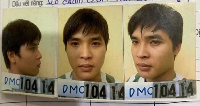 """Truy nã """"trùm"""" băng cướp khét tiếng vượt ngục tại trại giam tỉnh Bình Dương - Ảnh 1"""