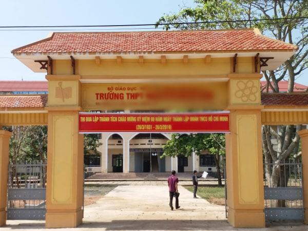 Vụ nữ sinh lớp 10 nghi bị hiếp dâm tập thể ở Quảng Trị: Thêm nhiều tình tiết mới  - Ảnh 1