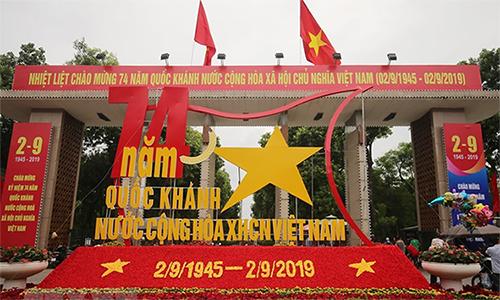 Lãnh đạo các nước gửi Điện và Thư mừng Quốc khánh Việt Nam - Ảnh 1