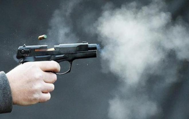Tiền Giang: Bảo vệ cơ sở cai nghiện vô ý bắn súng vào trán đồng nghiệp - Ảnh 1