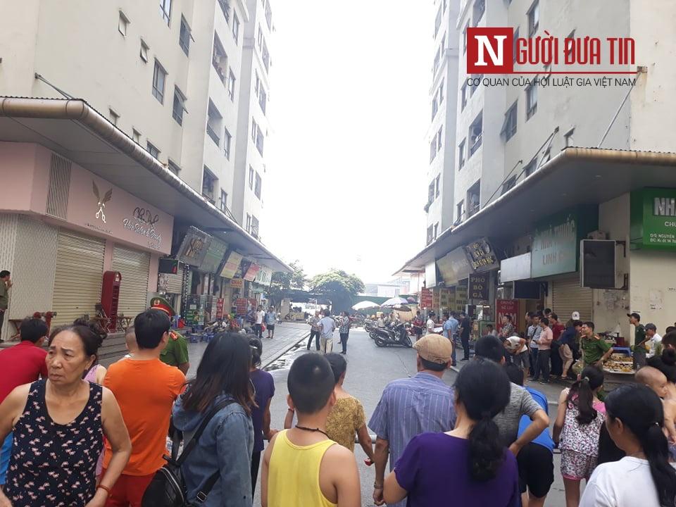 Hà Nội: Công an công bố nguyên nhân vụ nổ khiến nhiều người bị thương ở Linh Đàm - Ảnh 1