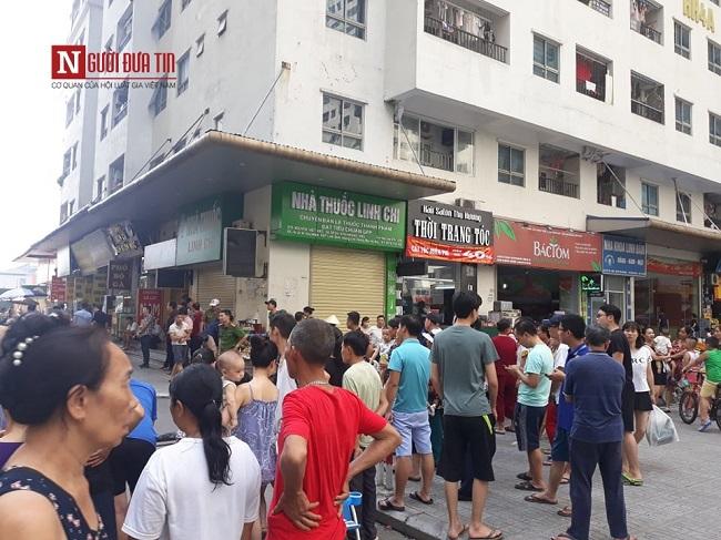 Vụ nổ ở chung cư Linh Đàm khiến 4 người bị thương: Nghi vấn từ hộp bưu phẩm bí ẩn - Ảnh 2