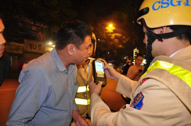 """Nguyên Thượng tá Lê Đức Đoàn: """"Nghị định 100 tạo ra nét văn hóa giao thông mới trong người dân"""" - Ảnh 2"""