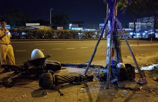 Tin tai nạn giao thông mới nhất ngày 14/1/2020: Ngã xe máy, 2 nữ sinh thương vong - Ảnh 4