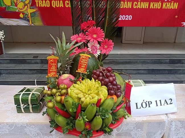Hà Nội: Thầy cô THPT Trần Thánh Tông trích thu nhập, tặng quà Tết cho học sinh khó khăn - Ảnh 3
