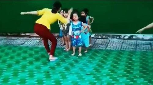 Thực hư thông tin cô giáo mầm non tát vào mặt bé gái trong lúc tập múa - Ảnh 1