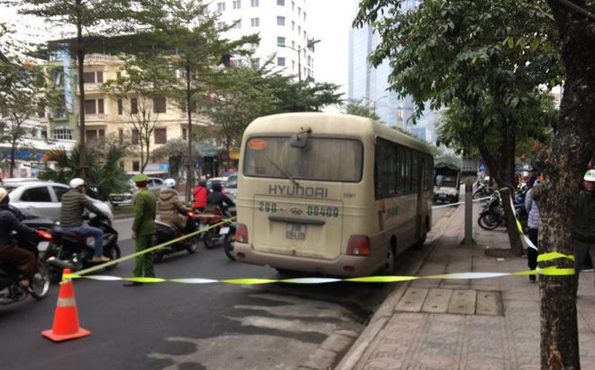 Tin tai nạn giao thông mới nhất ngày 20/1/2020: Nam tài xế ở Hà nội tử vong trên xe - Ảnh 1