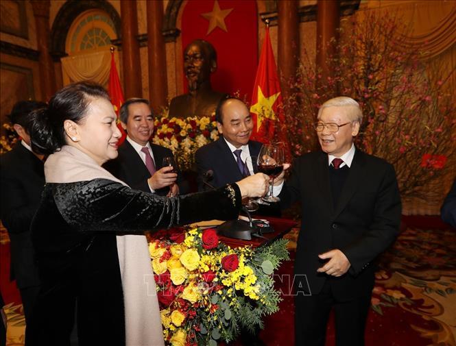 Tổng Bí thư, Chủ tịch nước Nguyễn Phú Trọng: Đánh thức tiềm năng thành nguồn lực xây dựng, bảo vệ đất nước - Ảnh 3