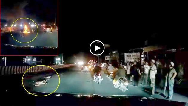 Tin tai nạn giao thông mới nhất ngày 24/1/2020: Cụ bà bị xe khách tông tử vong trong đêm - Ảnh 1