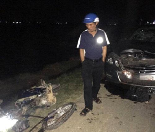 Tin tai nạn giao thông mới nhất ngày 24/1/2020: Cụ bà bị xe khách tông tử vong trong đêm - Ảnh 2