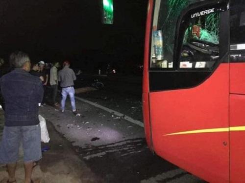 Tin tai nạn giao thông mới nhất ngày 25/1/2020: Cô gái bị xe khách cán tử vong sáng 30 Tết - Ảnh 2