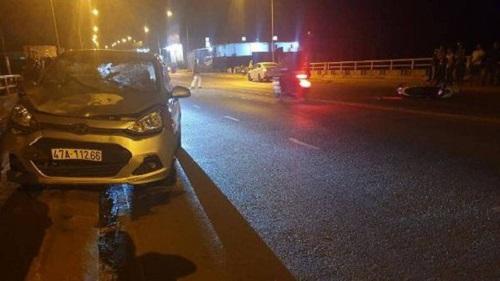 Tin tai nạn giao thông mới nhất ngày 28/1/2020: Va chạm xe khách, nam sinh lớp 6 tử vong - Ảnh 2