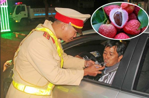 Bộ GTVT: Không có chuyện người dân chỉ ăn hoa quả có nồng độ cồn mà bị xử phạt - Ảnh 1