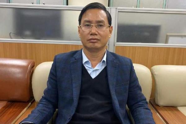 Chánh Văn phòng Thành ủy Hà Nội Nguyễn Văn Tứ bị tạm đình chỉ sinh hoạt Đảng - Ảnh 1