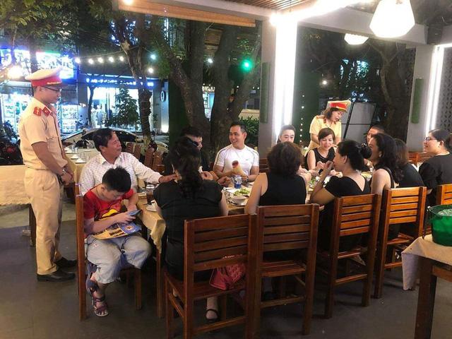 Đà Nẵng: Dừng việc tuyên truyền Nghị định 100 ngay trên bàn nhậu - Ảnh 1