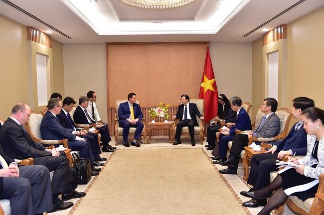 Việt Nam khuyến khích, tạo điều kiện cho các doanh nghiệp tham gia dự án năng lượng - Ảnh 1
