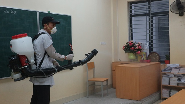 Hà Nội: Học sinh có thể chuẩn bị được trở lại trường sau kỳ nghỉ dài chống dịch corona - Ảnh 1