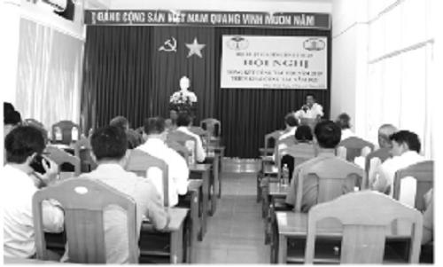 Hội luật gia tỉnh Bình Thuận: Nâng cao chất lượng hoạt động trong năm 2020 - Ảnh 1