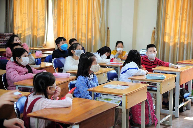Toàn bộ 63 tỉnh, thành phố tiếp tục cho học sinh nghỉ học nhằm phòng, chống dịch Covid-19 - Ảnh 1