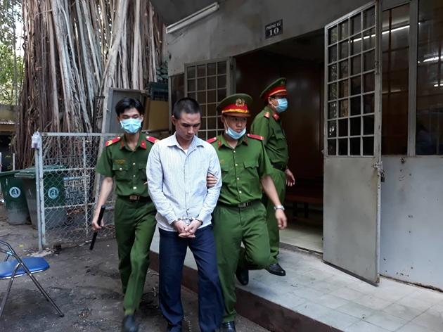 Tử hình gã trai 23 tuổi sát hại tài xế Grab để cướp tài sản - Ảnh 1