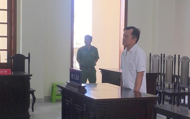 Cựu công an chuyên mua bán xe máy trộm cắp hầu tòa sau 17 năm trốn truy nã - Ảnh 1