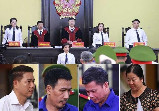 Vụ gian lận điểm thi THPT quốc gia ở Sơn La: Đề nghị truy tố 11 bị can - Ảnh 1