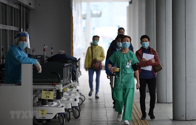 Thêm 5 ca nhiễm Covid-19 mới tại Hong Kong - Ảnh 1