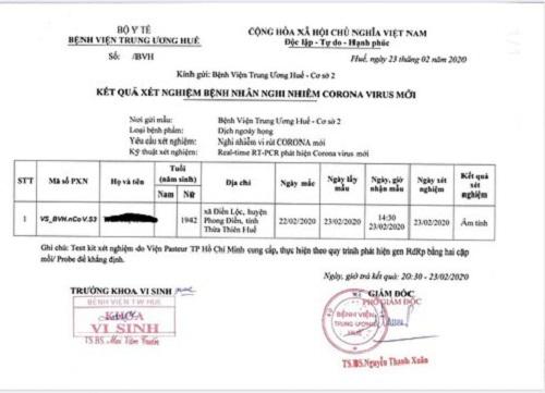 Cụ bà trở về Việt Nam sau khi quá cảnh tại sân bay Hàn Quốc âm tính với Covid-19 - Ảnh 1