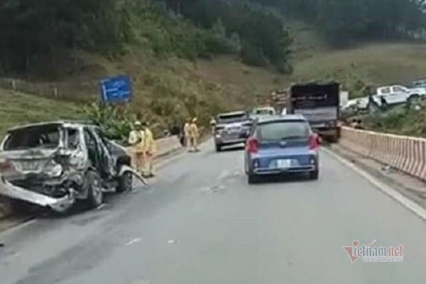 Tin tai nạn giao thông mới nhất ngày 25/2/2020: Tự đâm xe vào nhau lúc đua xe, 2 thanh niên tử vong - Ảnh 2