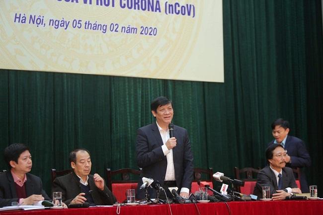 Bộ Y tế bác thông tin 7-10 ngày tới tình hình dịch corona sẽ đạt đỉnh tại Việt Nam - Ảnh 1