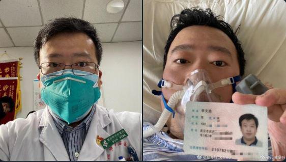 Trung Quốc: Nam bác sỹ 34 tuổi đưa ra cảnh báo sớm về virus corona đã tử vong - Ảnh 1