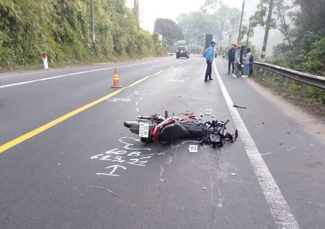 Tin tai nạn giao thông mới nhất ngày 8/2/2020: Tông vào đàn trâu thả rông, nam thanh niên tử vong - Ảnh 2
