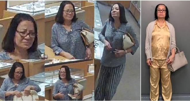 """Hành nghề trộm trang sức hơn 1 thập kỷ, """"nữ đạo chích"""" gốc Việt chính thức sa lưới tại Mỹ - Ảnh 1"""