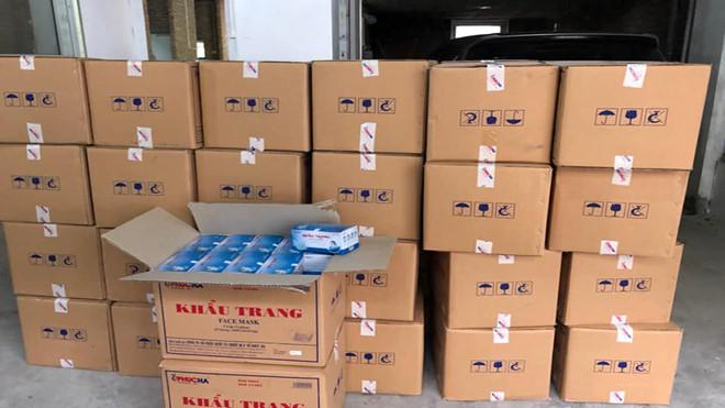 Hà Nội: Phát hiện đối tượng Trung Quốc thu gom 100.000 khẩu trang y tế không rõ nguồn gốc - Ảnh 1