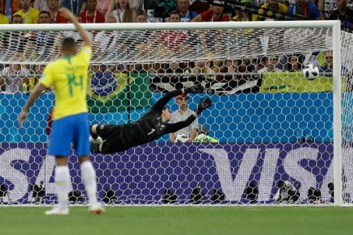 Brazil bị Thụy Sĩ cầm hòa ở trận ra quân World Cup  - Ảnh 2
