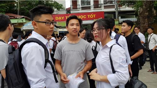 13.101 thí sinh không đến làm thủ tục dự thi THPT quốc gia 2018  - Ảnh 1
