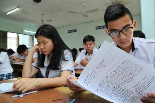Lịch chi tiết kỳ thi THPT quốc gia năm 2018  - Ảnh 2