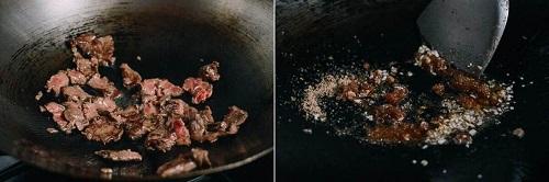 Bữa tối lạ miệng với món thịt bò xào quẩy ngon ngất ngây cả nhà ai cũng mê - Ảnh 2