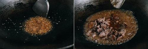 Bữa tối lạ miệng với món thịt bò xào quẩy ngon ngất ngây cả nhà ai cũng mê - Ảnh 3
