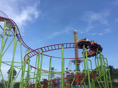 Thiên đường vui chơi giải trí bên bờ kỳ quan Tuần Châu - Hạ Long - Ảnh 3