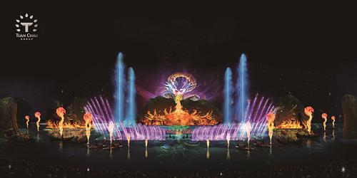 Thiên đường vui chơi giải trí bên bờ kỳ quan Tuần Châu - Hạ Long - Ảnh 4