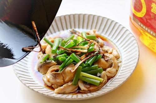 Bữa trưa đơn giản với món cá trộn nước tương  - Ảnh 4